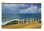 Kauai Beach - Morning Storm Carry-all Pouch