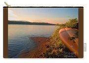 Kayak On The Hudson Carry-all Pouch