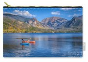 Kayaking Grand Lake Carry-all Pouch