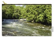 Kayaking On Gull River Carry-all Pouch