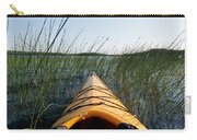 Kayaking Through Reeds Bwca Carry-all Pouch