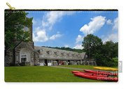 Kayaks At Boat House Carry-all Pouch