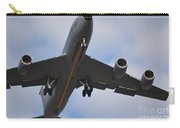 Kc135 Military Aircraft  Picture C Carry-all Pouch