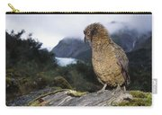 Kea At Fox Glacier Westland Np New Carry-all Pouch