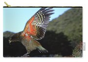 Kea Showing Brilliant Coloration  New Carry-all Pouch