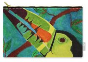Keel-billed Toucan Carry-all Pouch