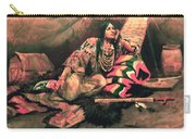 Keema Indian Princess Carry-all Pouch