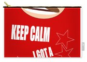 Keep Calm I Got A Plan Carry-all Pouch
