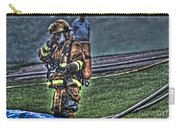 Keep Fire In Your Life No 5 Carry-all Pouch
