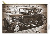 Keep Off My Car Carry-all Pouch by Bobbee Rickard