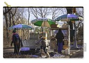 Keep Park Clean - Central Park - Nyc Carry-all Pouch