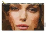 Keira Knightley Potrait Carry-all Pouch