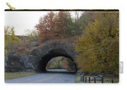 Kelly Drive Rock Tunnel In Autumn Carry-all Pouch