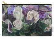 Kelly's Bridal Bouquet Carry-all Pouch