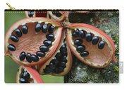 Kelumpang Sarawak Fruit Seeds Sepilok Carry-all Pouch