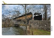 Kennedy Covered Bridge - Chester County Pa Carry-all Pouch