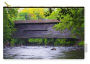 Kennedy Covered Bridge - Kimberton Pa. Carry-all Pouch