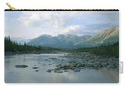 Kennicott River Wrangell St Elias Carry-all Pouch