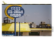 Ken's Ice Cream Sandwiches Carry-all Pouch