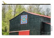 Kentucky Barn Quilt - 2 Carry-all Pouch