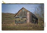 Kentucky Club Barn Carry-all Pouch