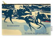 Kentucky Derby Champion Carry-all Pouch by RJ Aguilar