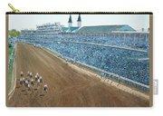 Kentucky Derby - Horse Race Carry-all Pouch