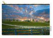 Kentucky Famous Horse Hotel Carry-all Pouch