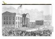 Kentucky Louisville, 1861 Carry-all Pouch
