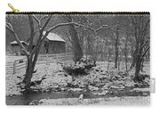 Kentucky Snow Carry-all Pouch