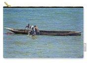 Kenyan Fishermen Carry-all Pouch