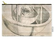 Keplers Universe, 1596 Carry-all Pouch