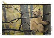 Spirit Bear Paintng Carry-all Pouch