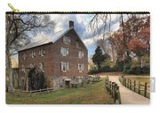 Kerr Grist Mill Panorama Carry-all Pouch
