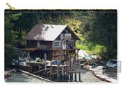 Ketchikan Buildings With Character 2 Carry-all Pouch