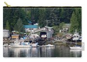 Ketchikan Buildings With Character 1 Carry-all Pouch