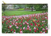 Keukenhof Gardens Panoramic 49 Carry-all Pouch
