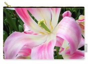 Keukenhof Pink Lily Carry-all Pouch