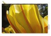 Keukenhof Yellow Tulips Carry-all Pouch