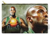 Kevin Garnett Artwork 1 Carry-all Pouch