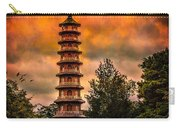 Kew Gardens Pagoda Carry-all Pouch