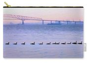 Key Bridge And Waterfowl Carry-all Pouch
