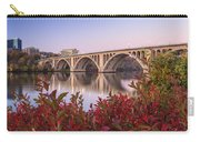 Graceful Feeling - Washington Dc Key Bridge Carry-all Pouch