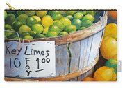Key Limes Ten For A Dollar Carry-all Pouch