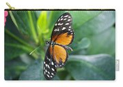 Key West Butterfly Conservatory - Monarch Danaus Plexippus 1 Carry-all Pouch