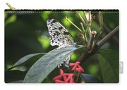 Key West Butterfly Conservatory - Idea Leuconoe Carry-all Pouch
