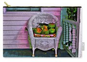 Key West Coconuts - Colorful House Porch Carry-all Pouch