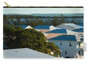 Key West Rooftops Carry-all Pouch