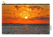 Key West Sunset 11 Carry-all Pouch
