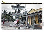 Key West Wharf Carry-all Pouch